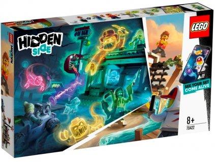 lego hidden side 70422