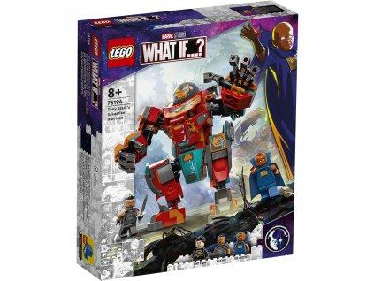 lego super heroes 76194