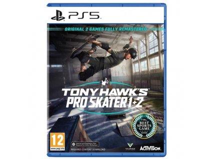 tony hawk s pro skater 1 2 ps5