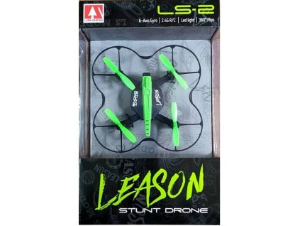 dron lesson ls 2