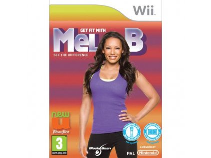Get Fit With Mel B               Wii