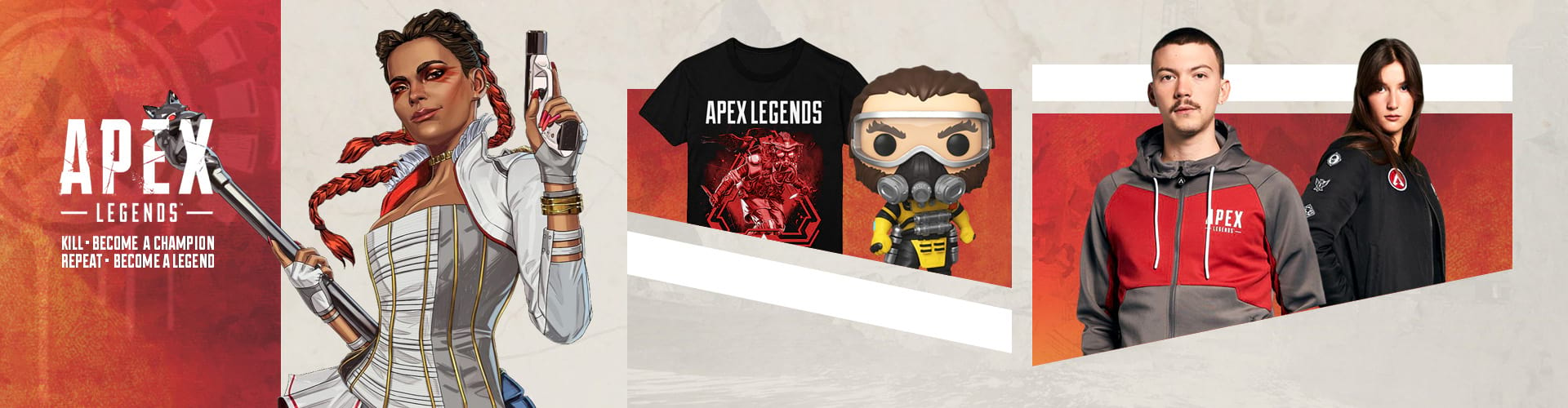 Apex Legends merchandise