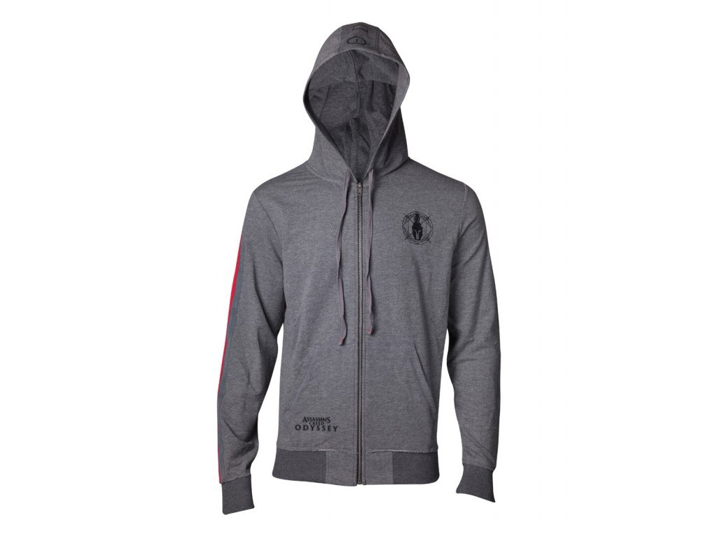 Assassins Creed Odyssey hoodie Taped Sleeve (Velikost XL)