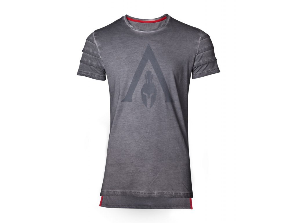 Assassins Creed Odyssey t-shirt Oil Dye (Velikost XL)
