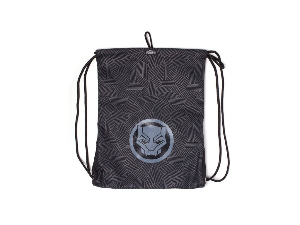 1856 black panther gymbag