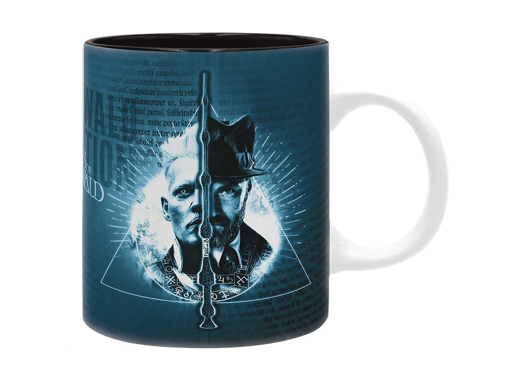 2312 fantastic beast mug pick a side