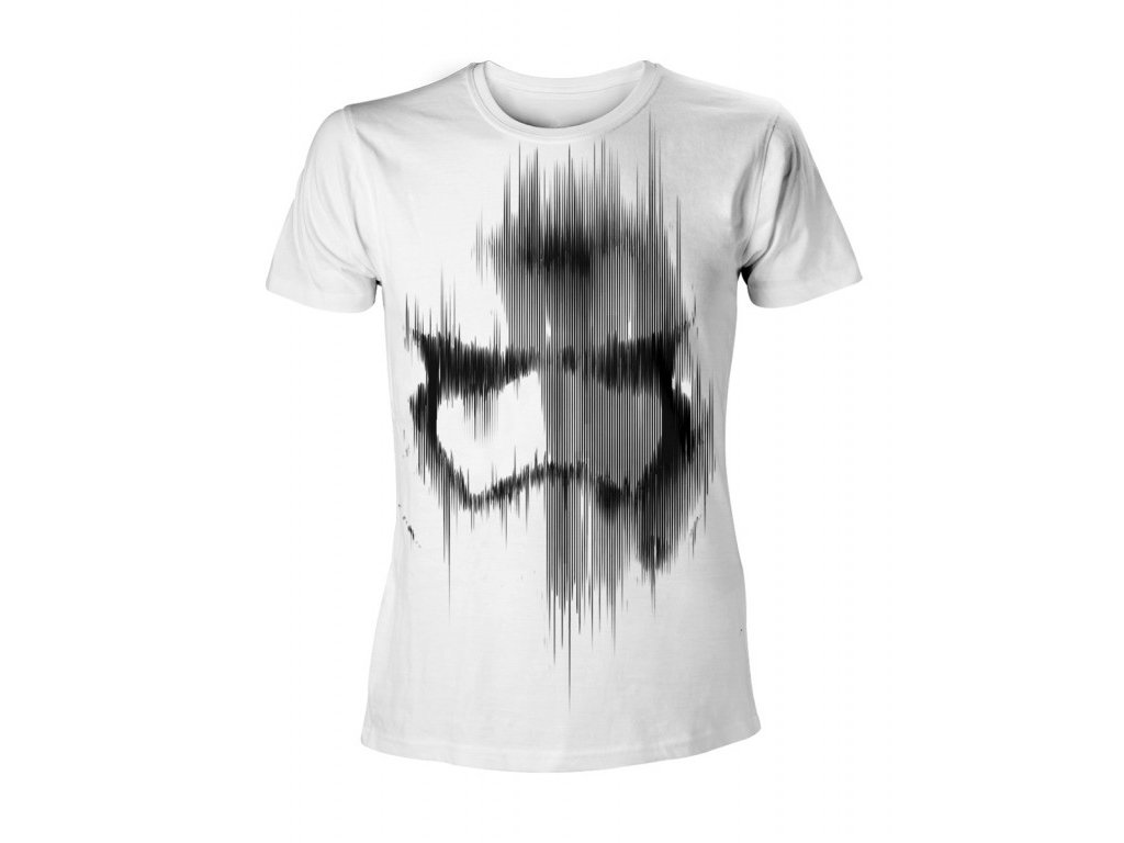 Star Wars t-shirt Faded Stormtrooper (Velikost XL)