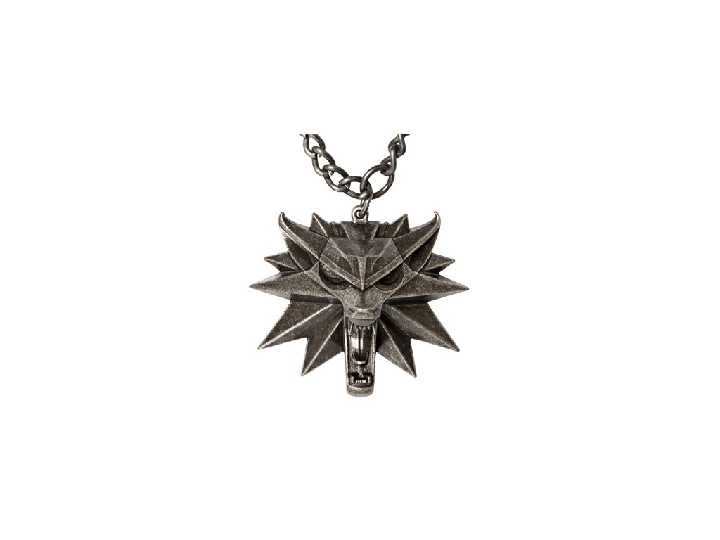 995 the witcher 3 zaklinacsky medallion