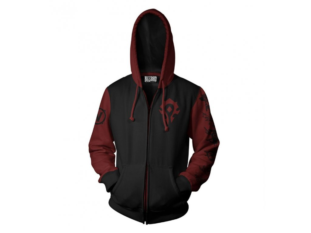WoW hoodie For the Horde