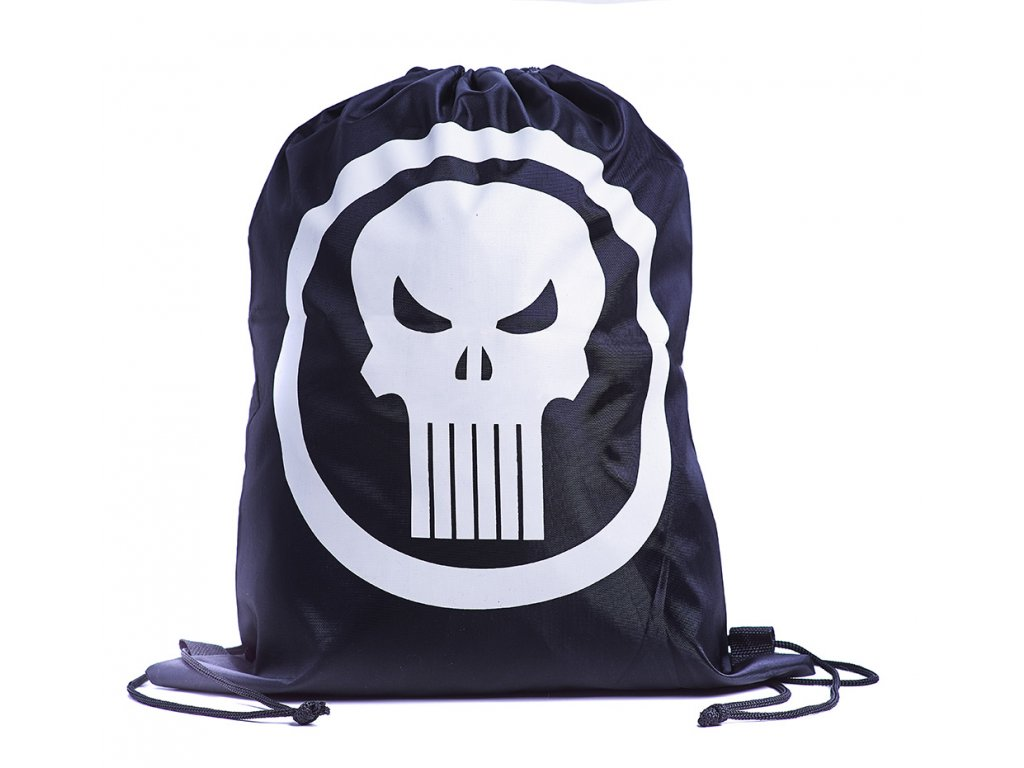 Marvel Punisher Gym Bag 001