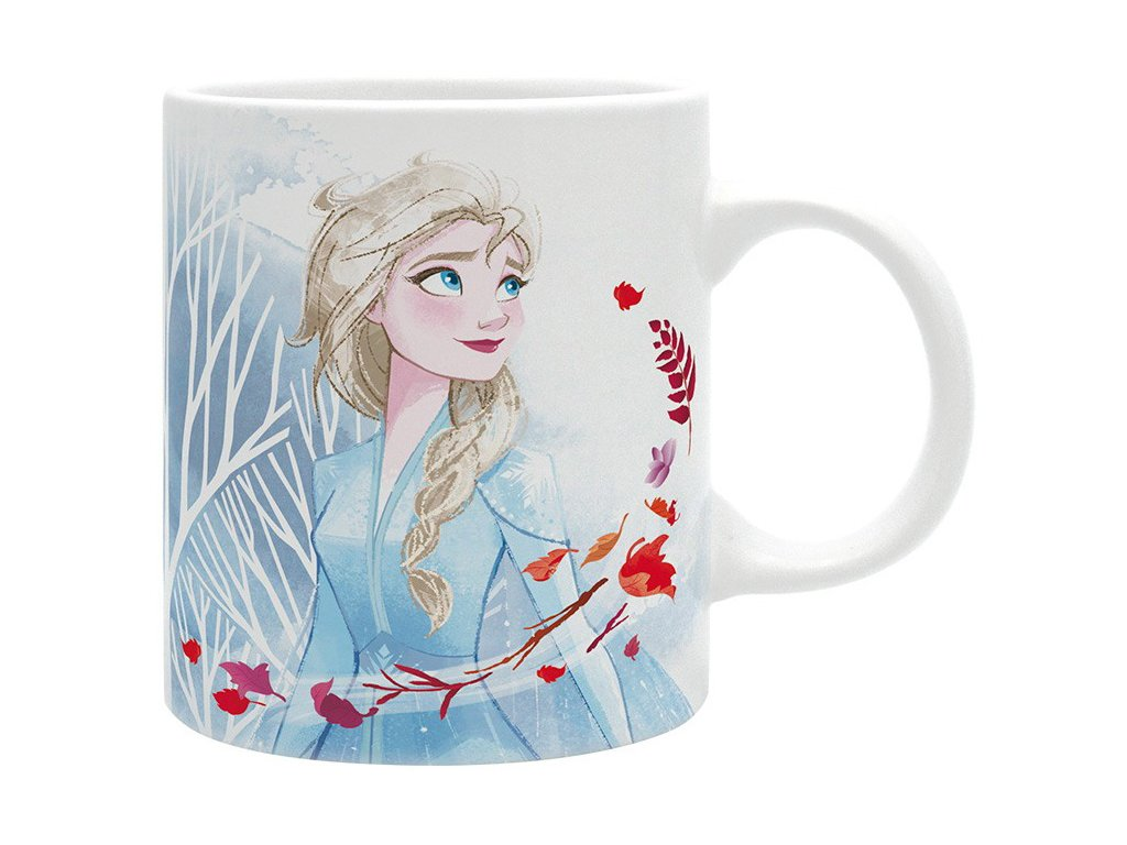 disney mug 320 ml frozen 2 elsa subli matte x2