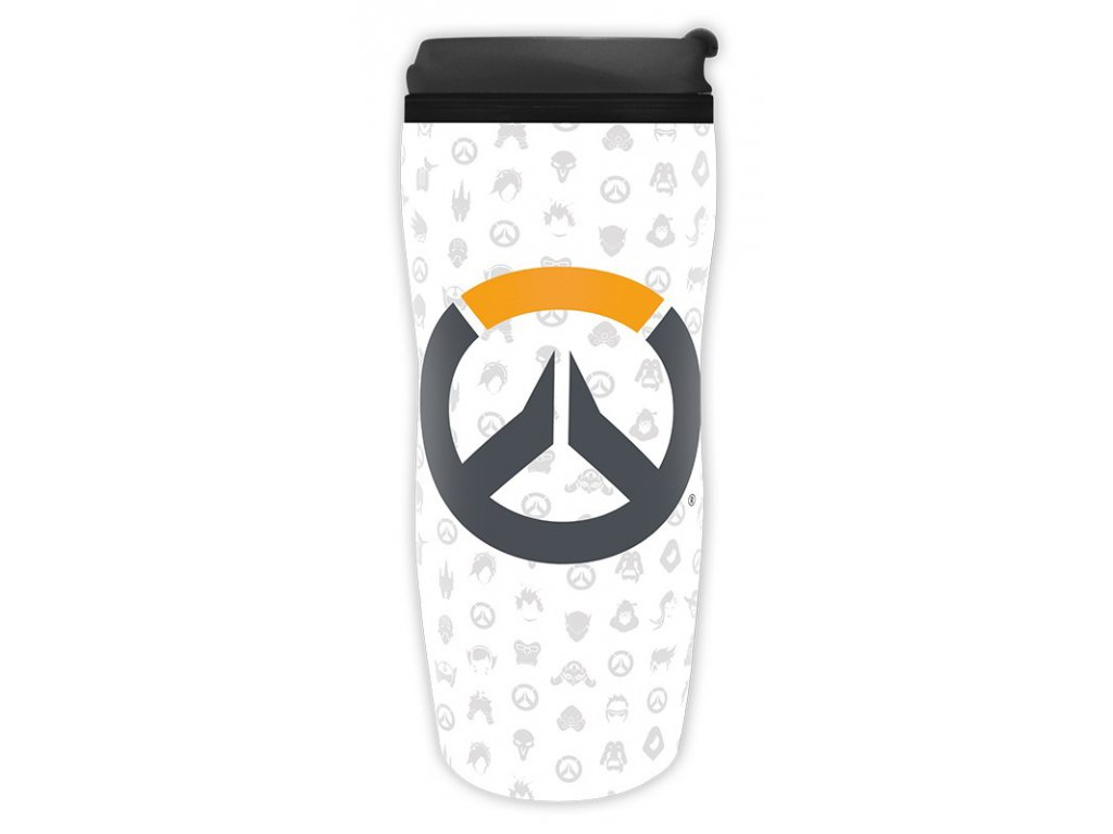 overwatch travel mug logo1