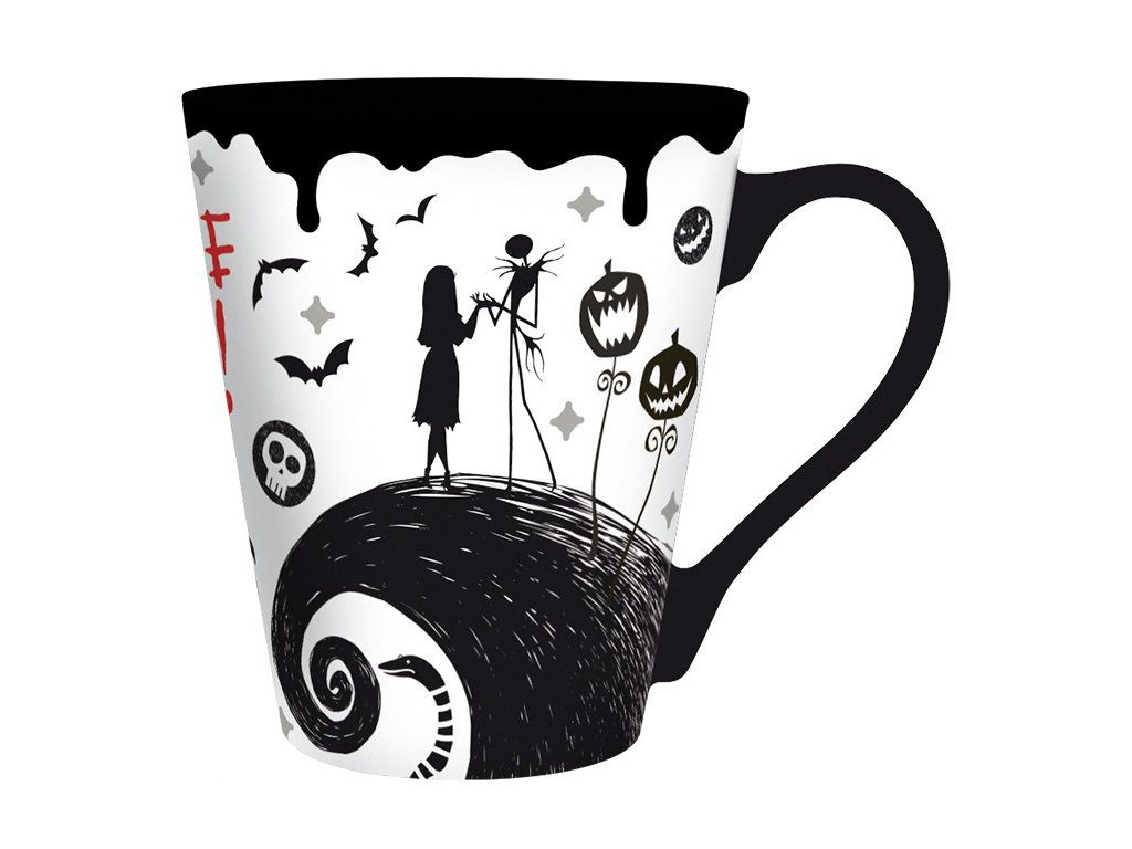nightmare before xmas mug 250 ml oogie boogie box x2