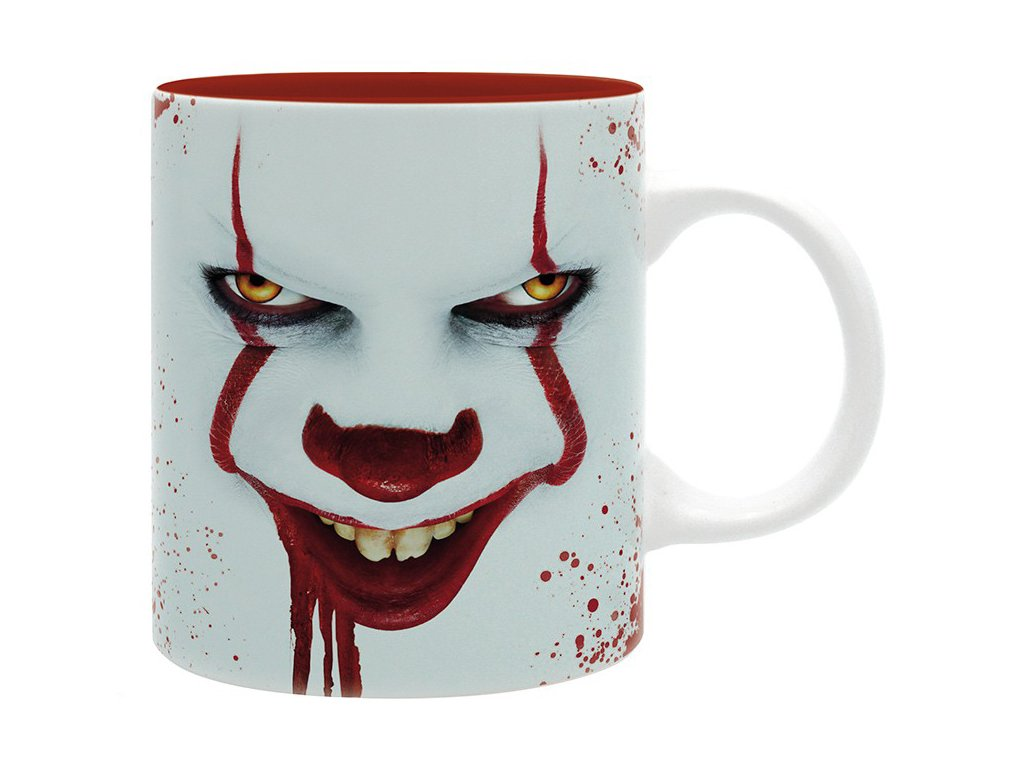 it mug 320 ml pennywise balloons box x2