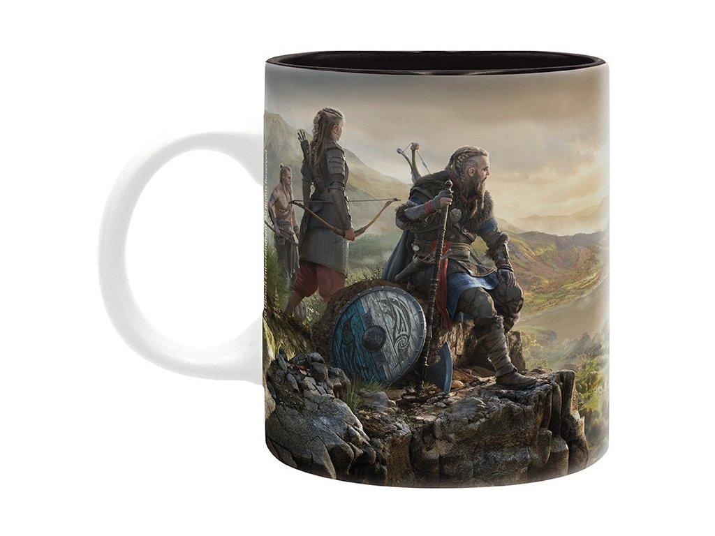 assassin s creed mug 320 ml landscape valhalla subli x2 (1)