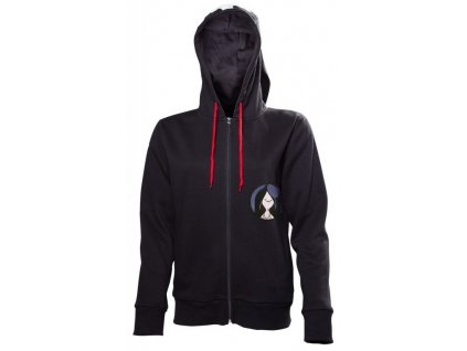 Adventure Time ladies hoodie - Marceline (Velikost XL)