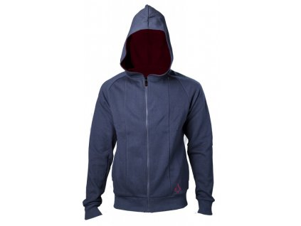 Assassins Creed Movie hoodie - Outlined Crest Logo (Velikost XL)