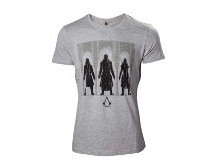 Assassins Creed Movie t-shirt - Group of Assassins (Velikost XXL)