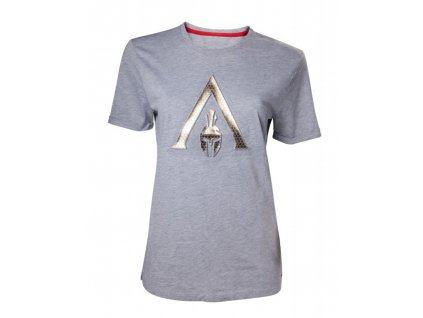 Assassins Creed Odyssey ladies t-shirt Logo (Velikost XL)