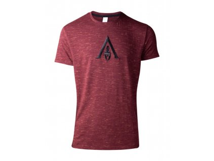 Assassins Creed Odyssey t-shirt Space Dye (Velikost XL)