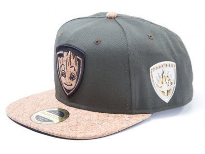 1487 guardians of the galaxy ksiltovka groot snapback