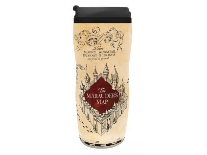 harry potter travel mug marauder s map1