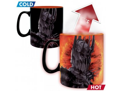 2306 lord of the rings king size mug heat change