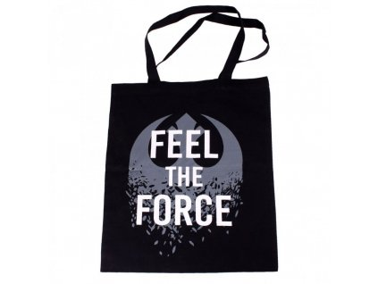 2468 star wars feel the force tote taska