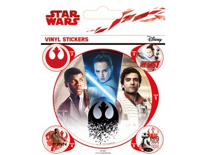 2417 star wars the last jedi stickers rebels