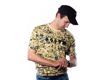 World of Tanks t-shirt Camo (Velikost XL)