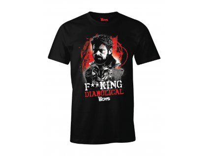 the boys t shirt f king diabolical