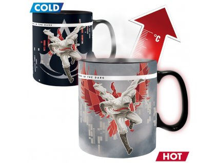 assassins creed mug heat change 460 ml the assassins