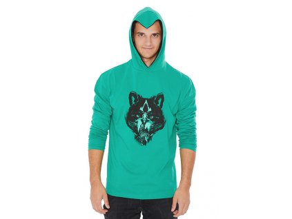 ACV Fenrir Hooded T Shirt 003