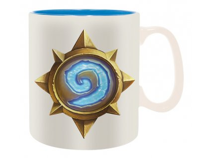 hearthstone mug 460 ml rosace with box x2