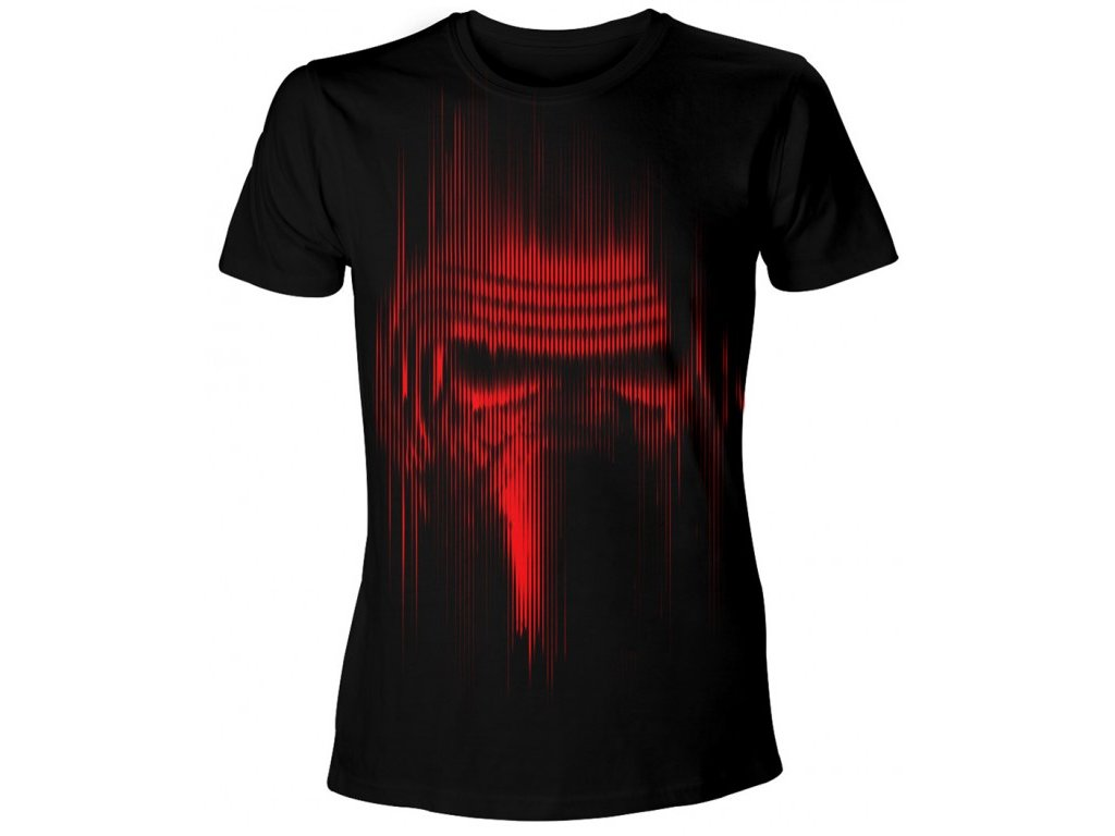 Star Wars Tričko - Faded Kylo Ren