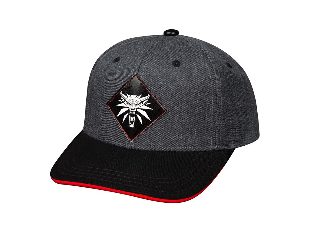 Witcher 3 Snapback Logo