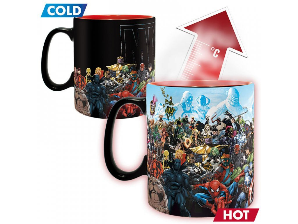 marvel mug heat change 460 ml marvel heroes with box x2 (1)