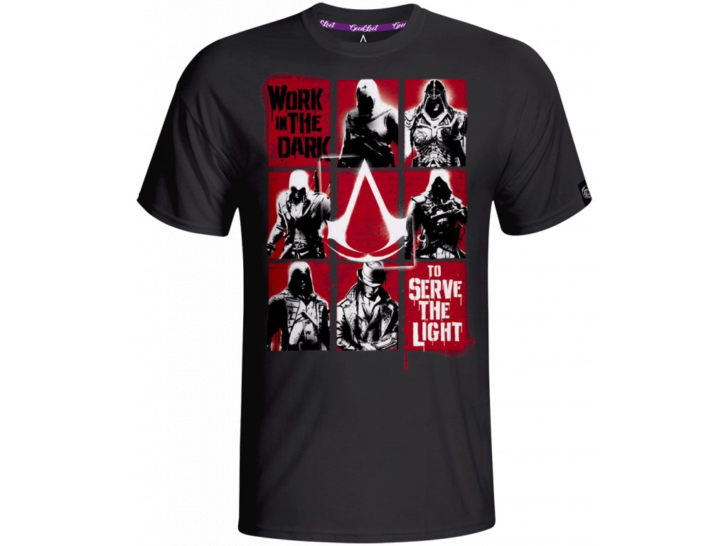 Assassin's Creed Legacy T shirt Preview