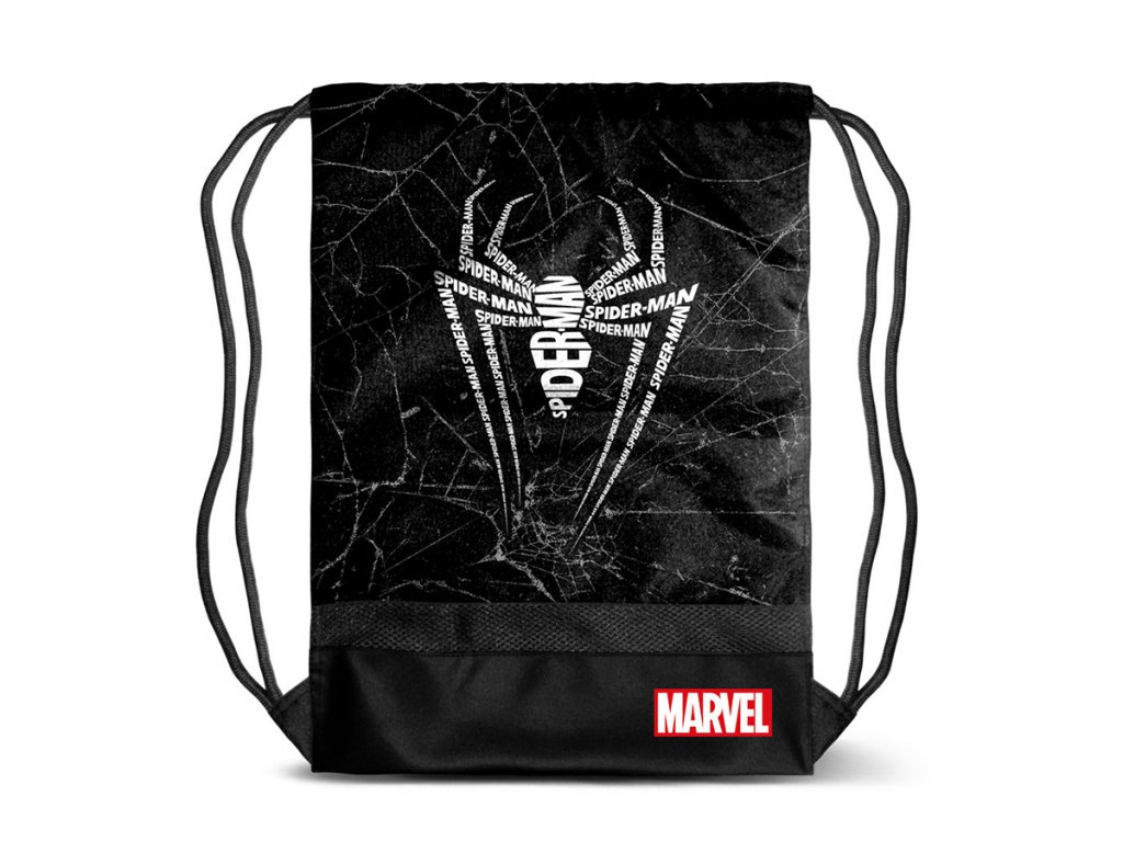 Spiderman Web Gymbag