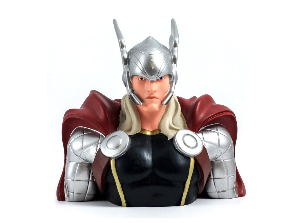 thor deluxe bust bank semic