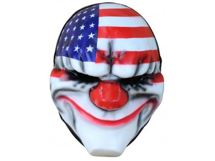 PayDay 2 Maska - Dallas Mask