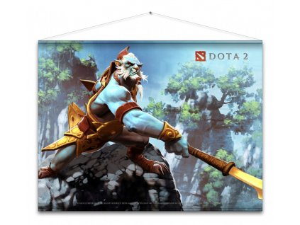 Dota 2 Wallscroll - Phantom Lancer