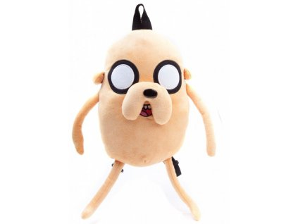 Adventure Time Batoh – Jake Plush
