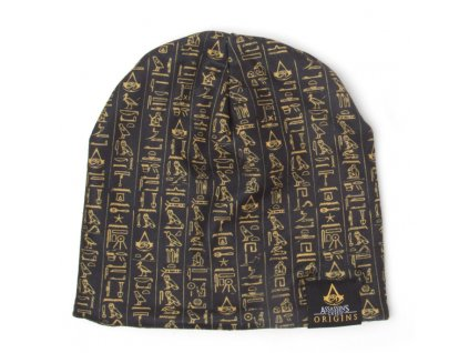 Assassins Creed Origins Čepice - Hieroglyphs
