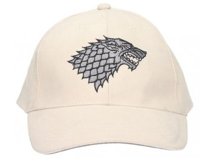 Game of Thrones Kšiltovka – Stark Logo