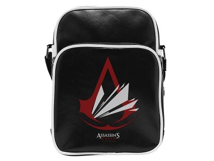 Assassins Creed Brašna Small - Crest Vinyl