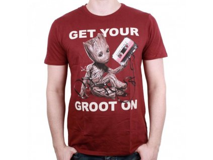 Guardians of the Galaxy Tričko - Get your Groot on