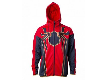 Spiderman Mikina Iron Spider