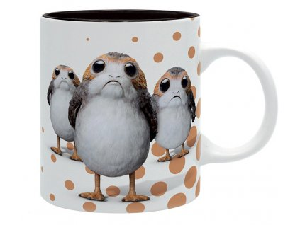 Star Wars hrnek Porg
