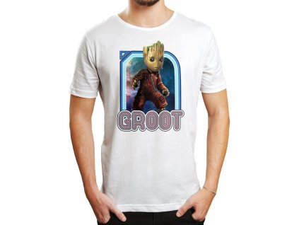 guardians of the galaxy marvel t shirt space groot vintage